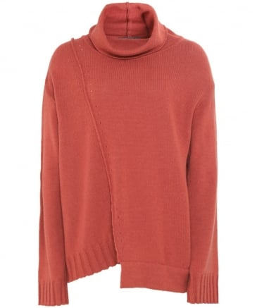 Wool Blend Ulicia Roll Neck Jumper
