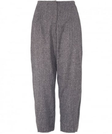 Wool Vaja Trousers