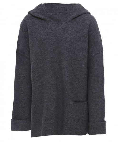 Oska Wool Viu Hooded Jumper