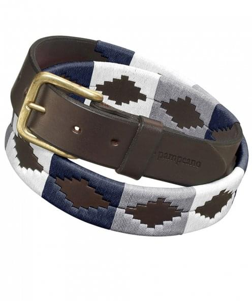 Pampeano Leather Roca Polo Belt