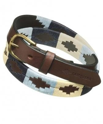 Leather Sereno Polo Belt