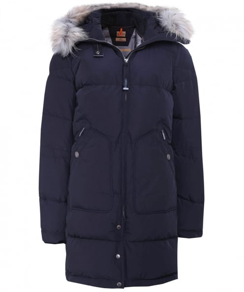 Parajumpers Light Bear Long Down Jacket