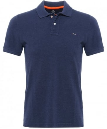 Printed Adams Polo Shirt