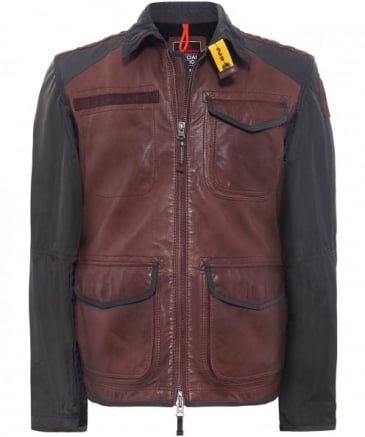 Roof Leather Jacket