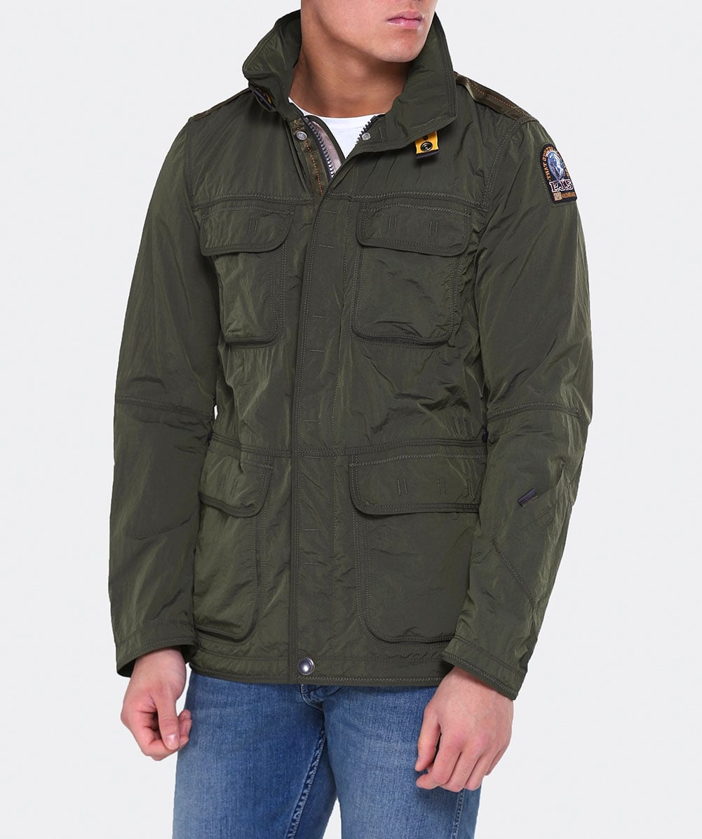 parajumpers desert windbreaker jacket