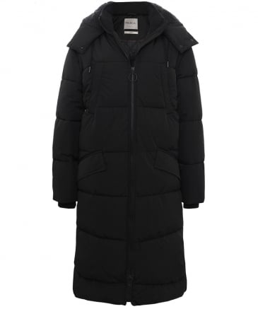 Amelie Long Quilted Parka