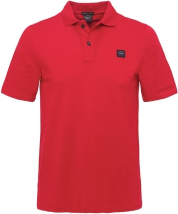 Organic Pique Cotton Polo Shirt