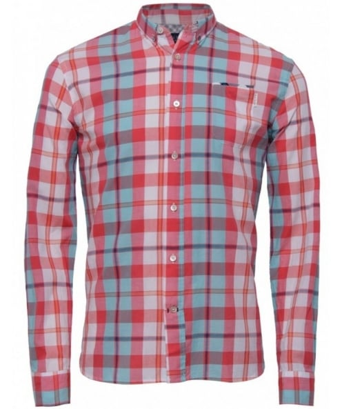 Paul Smith Jeans Classic Fit Check Shirt