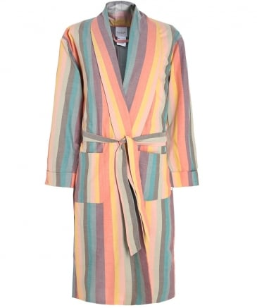 Artist Stripe Robe