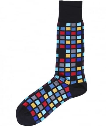 Multi Tile Socks