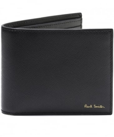 Saffiano Leather Leica Mini Wallet