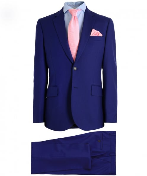 Paul Smith Tailored Fit Wool Suit