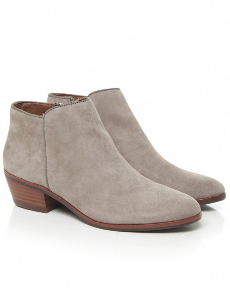 s sam edelman petty suede ankle boots jules b