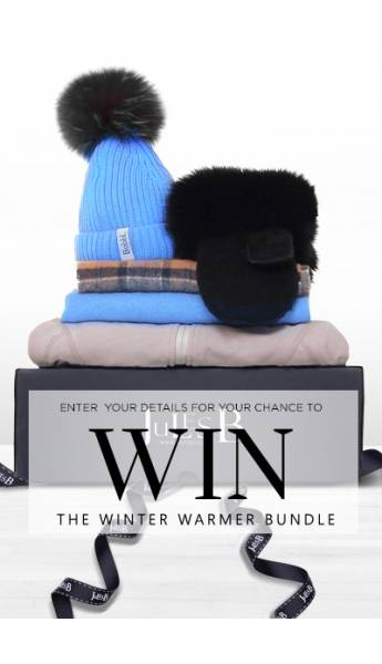 WIN THE WINTER WARMER PRIZE BUNDLE