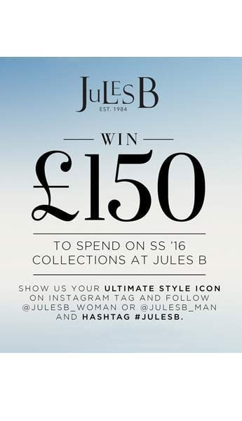 WIN £150 TO SPEND ON SPRING/SUMMER '16 COLLECTIONS