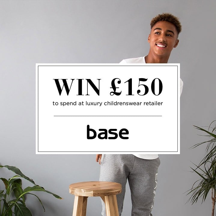 WIN! £150 To Spend At base!