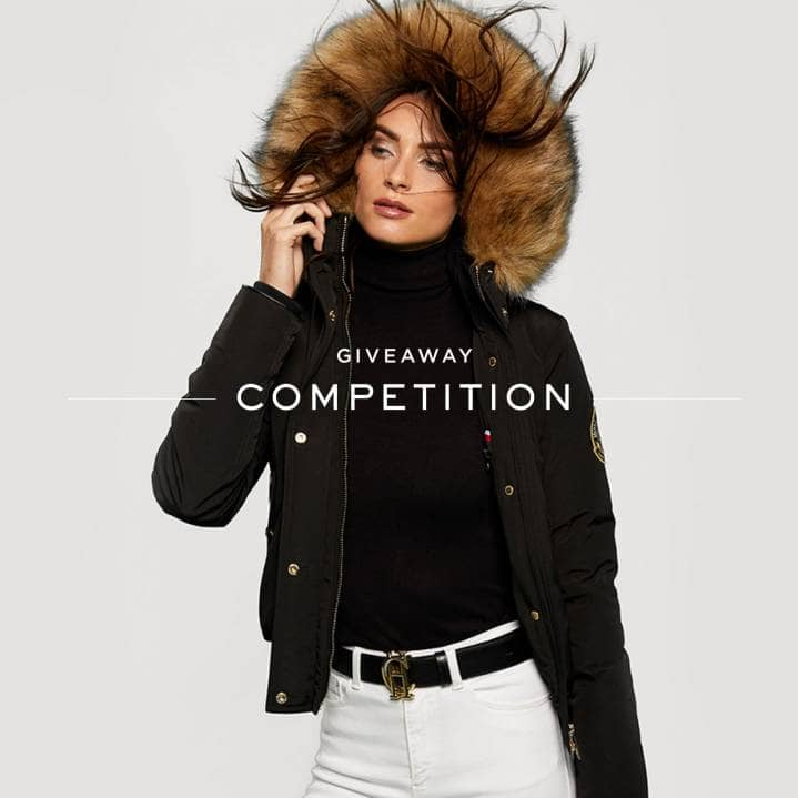 WIN! A Holland Cooper women's down jacket of your choice!