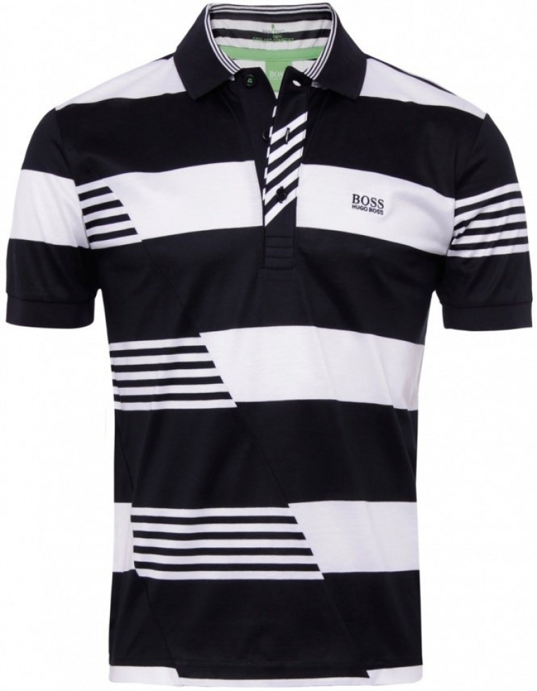dea70ef1b Hugo Boss Green | Men's Paddy 3 Polo Shirt | JULES B