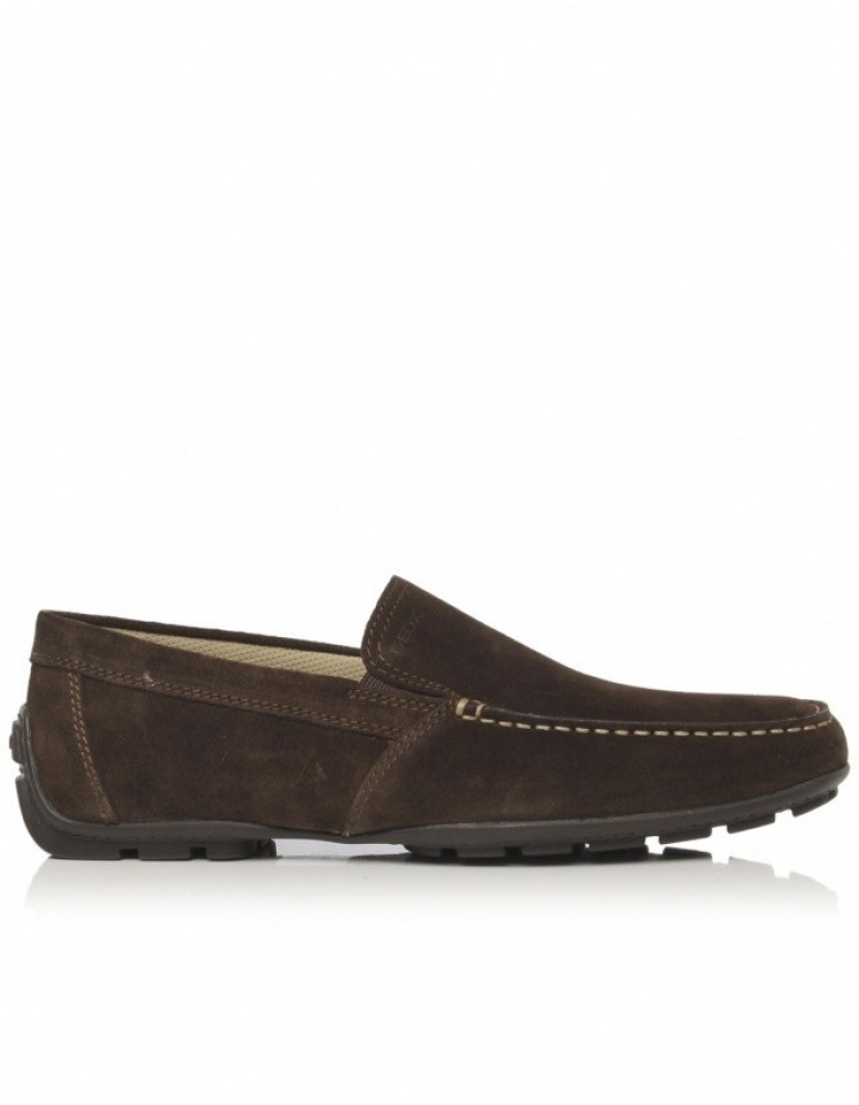 deseable Arquitectura Vacante  Men's Geox Monet Suede Loafers | JULES B