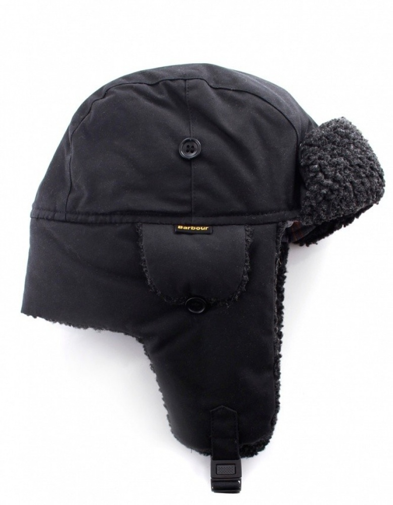 Barbour Fleece Lined Trapper Hat available at Jules B 87824f8381c