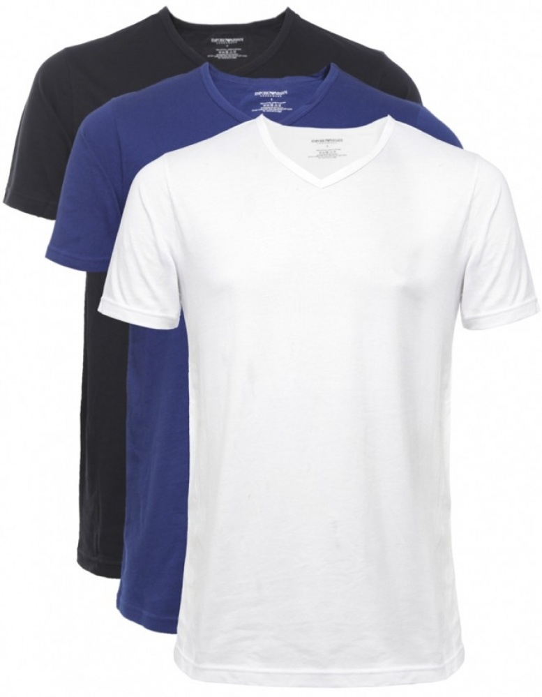 outlet for sale amazon buy sale Three Pack V-Neck T-Shirts