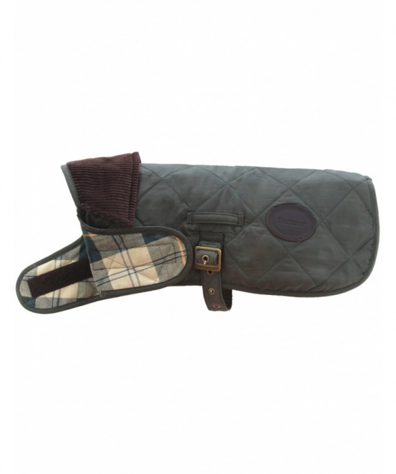 Barbour Quilted Dog Coat Available At Jules B