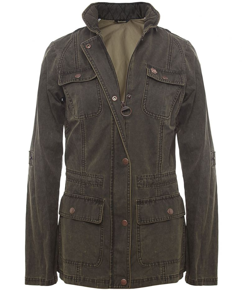Barbour jacke ure casual