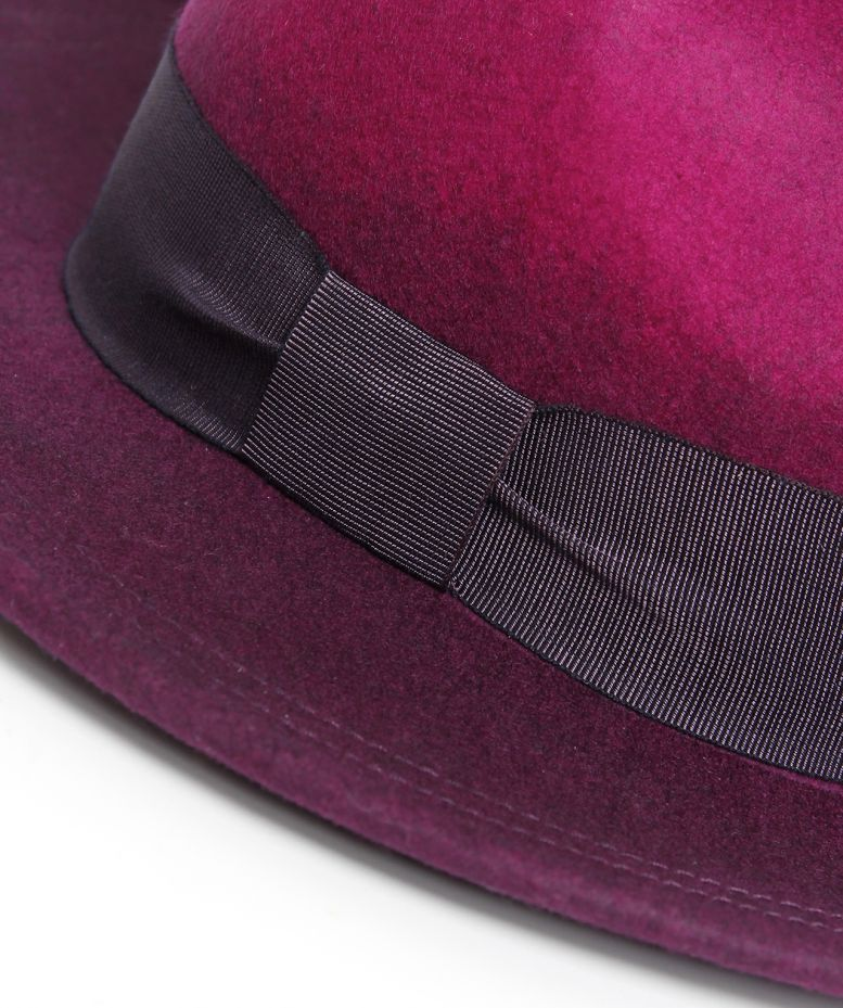 066913d4dd28bd Paul Smith Accessories Degrade Wool Fedora Hat available at Jules B