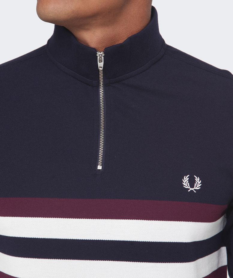 Bradley Wiggins Striped Cycling Shirt. Share. Contact Us for more  information. View All Fred Perry ... d268ed684