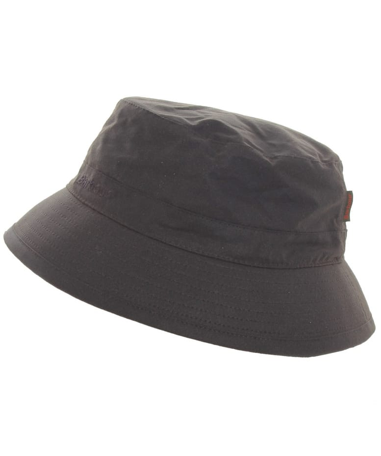 Barbour Wax Sports Bucket Hat  ad96d4588272
