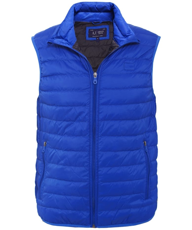f6ceb669 Quilted Down Gilet
