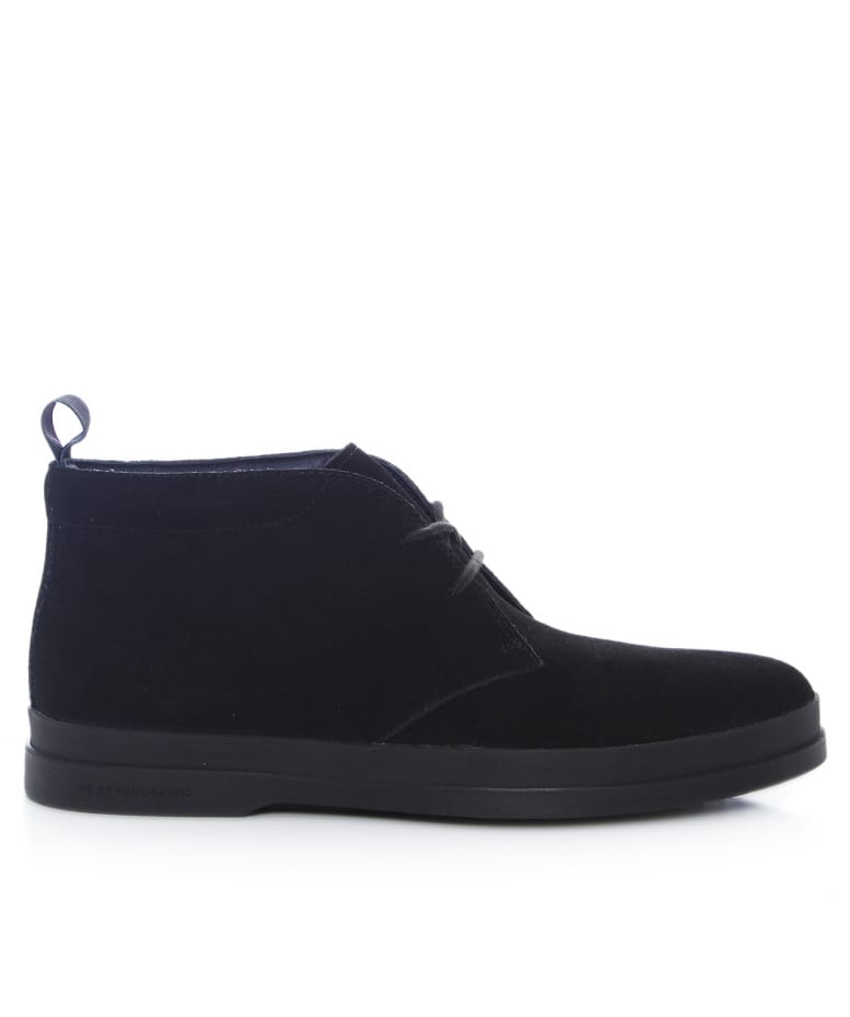 1333233ee96 PS by Paul Smith Suede Inkie Chukka Boots