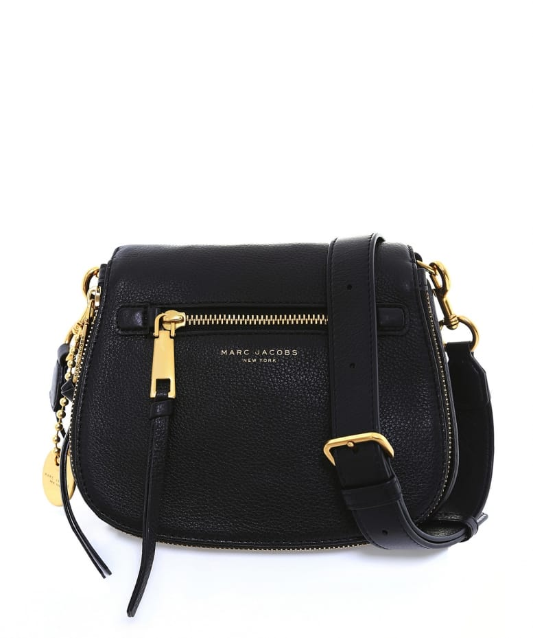 bf0beee47adc Marc Jacobs Recruit Small Saddle Bag