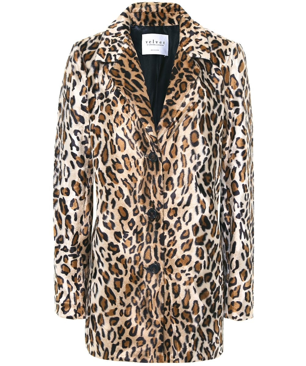 how to wear leopard print jacket
