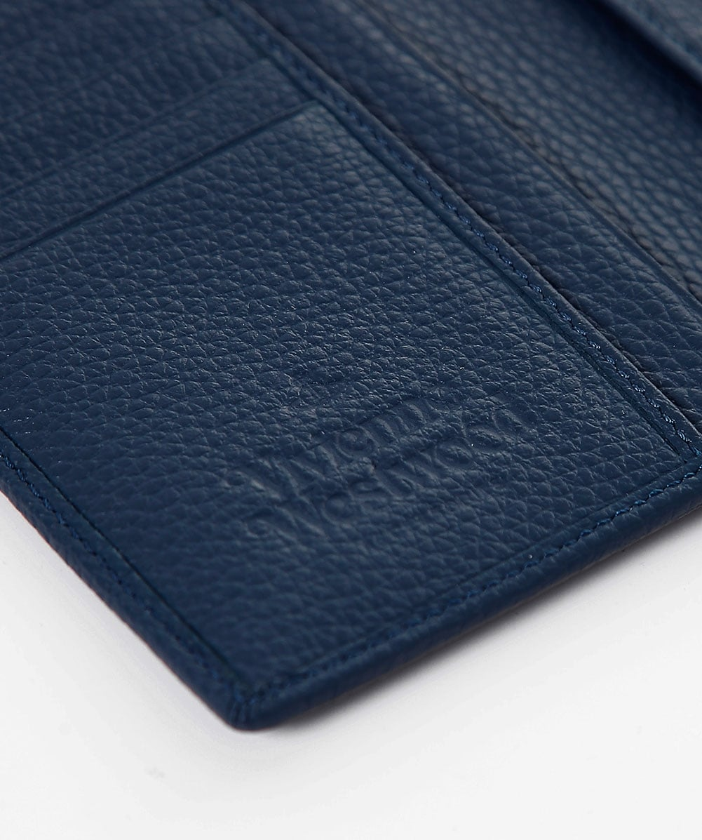 Way To Ocean Fashion Leather Passport Holder Cover Case Travel Wallet 6.5 In
