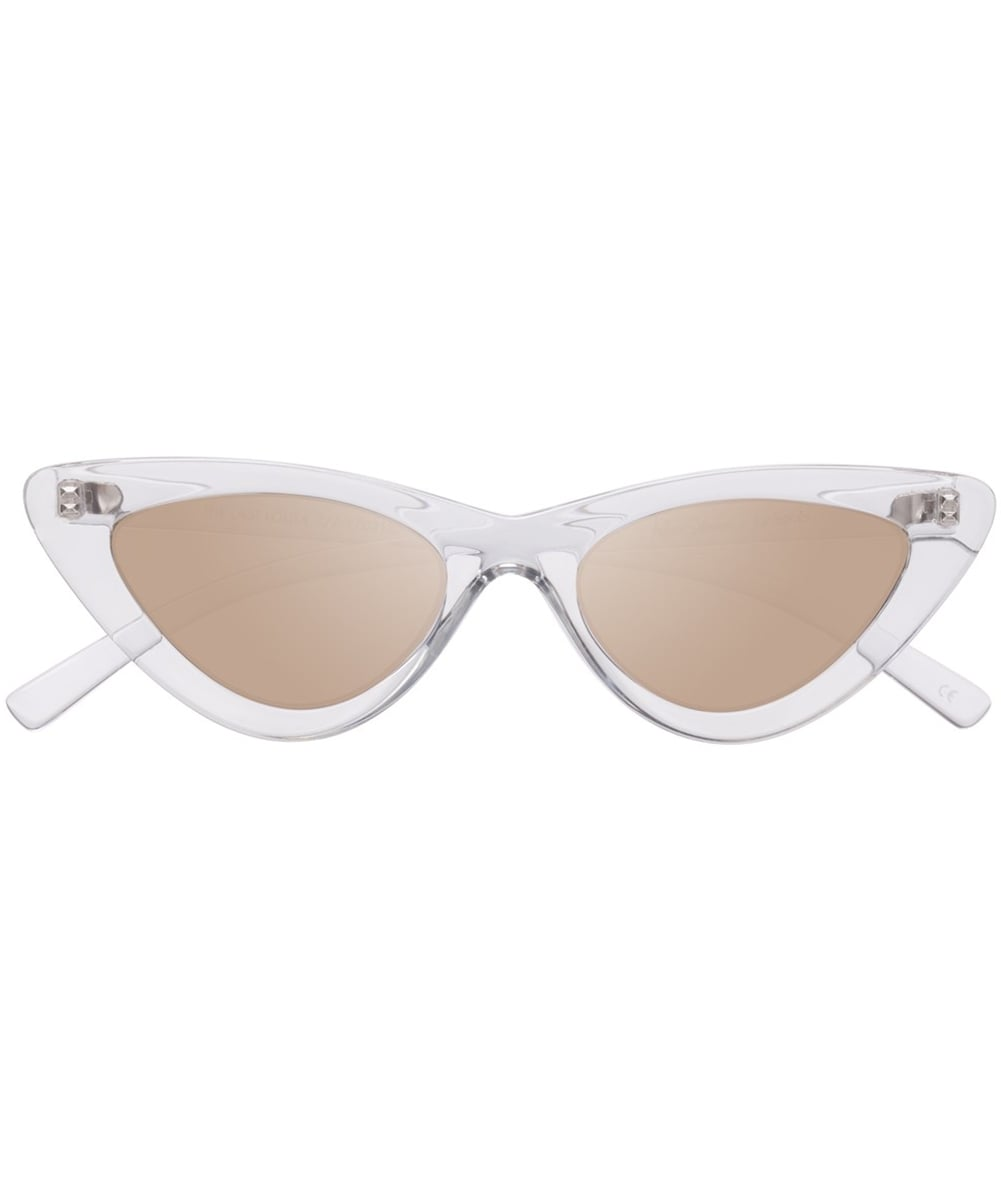 aee27c0cc4c Le Specs Grey The Last Lolita Sunglasses