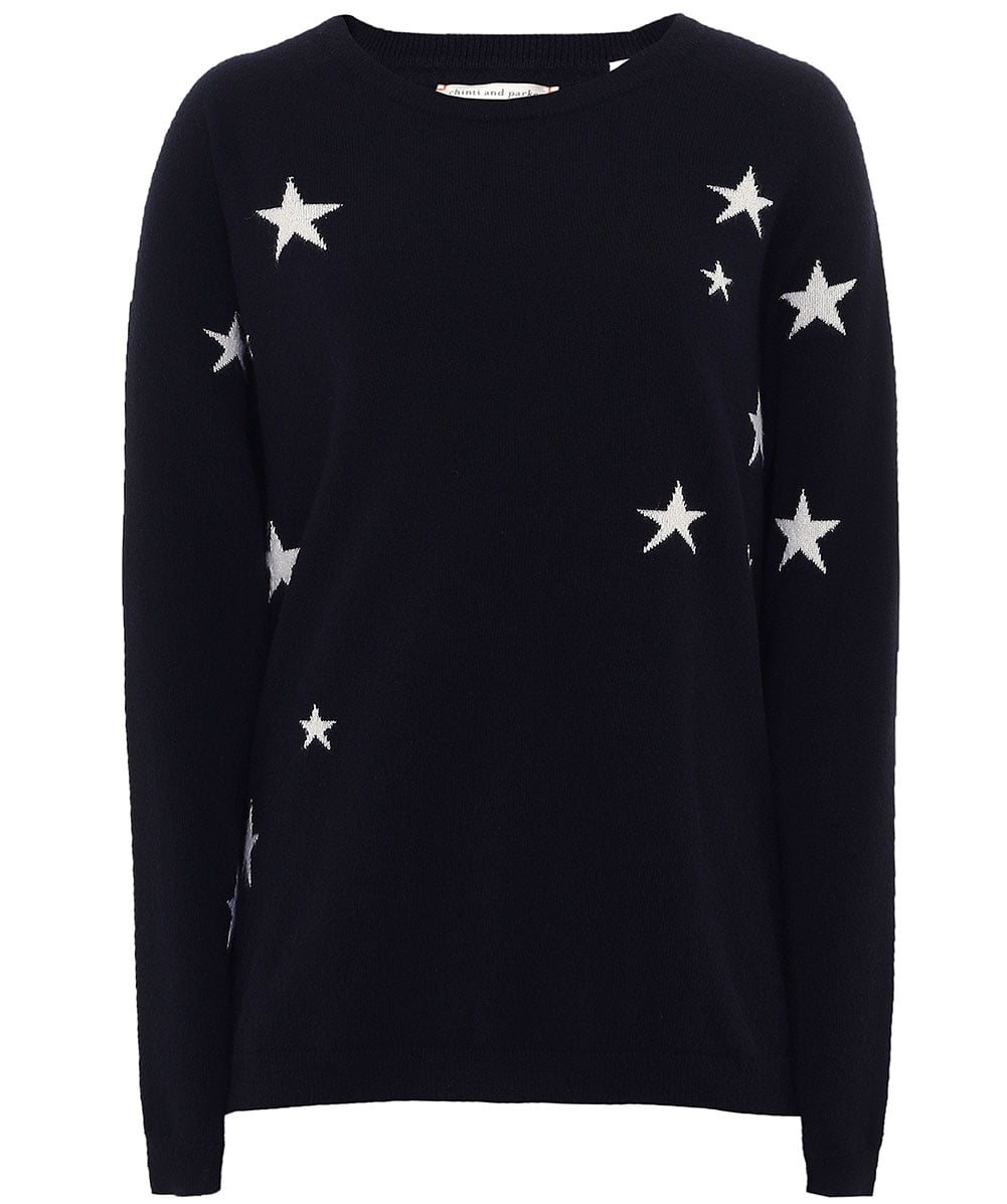 ec5f06e165 Chinti   Parker Cashmere Slouchy Star Jumper