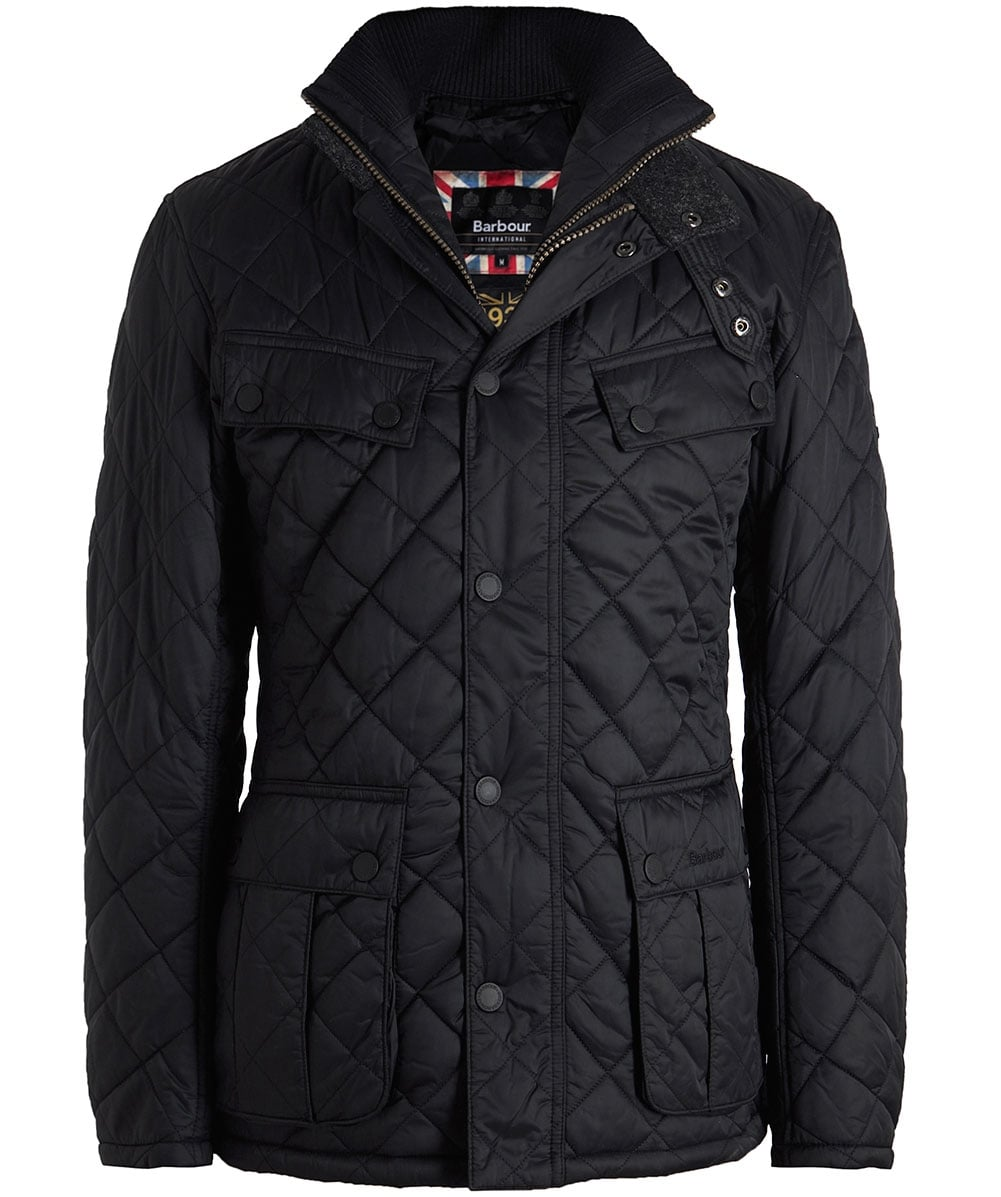 Barbour International Quilted Windshield Jacket Jules B