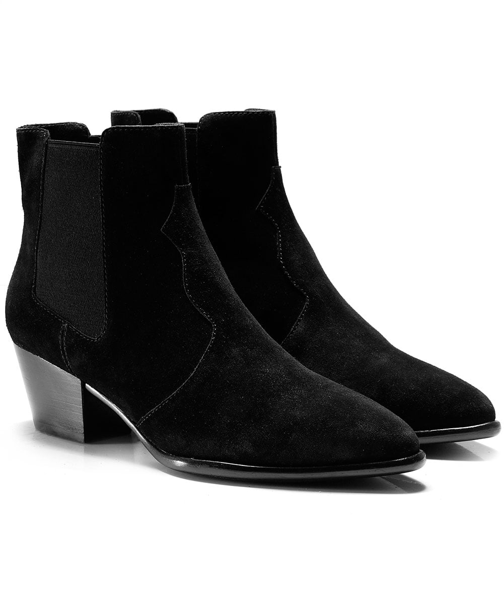 100% high quality store newest Ash Suede Holly Ankle Boots