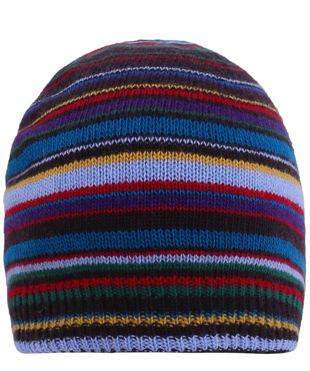 ed66abab9c0 Paul Smith Cashmere Blend Striped Beanie Hat