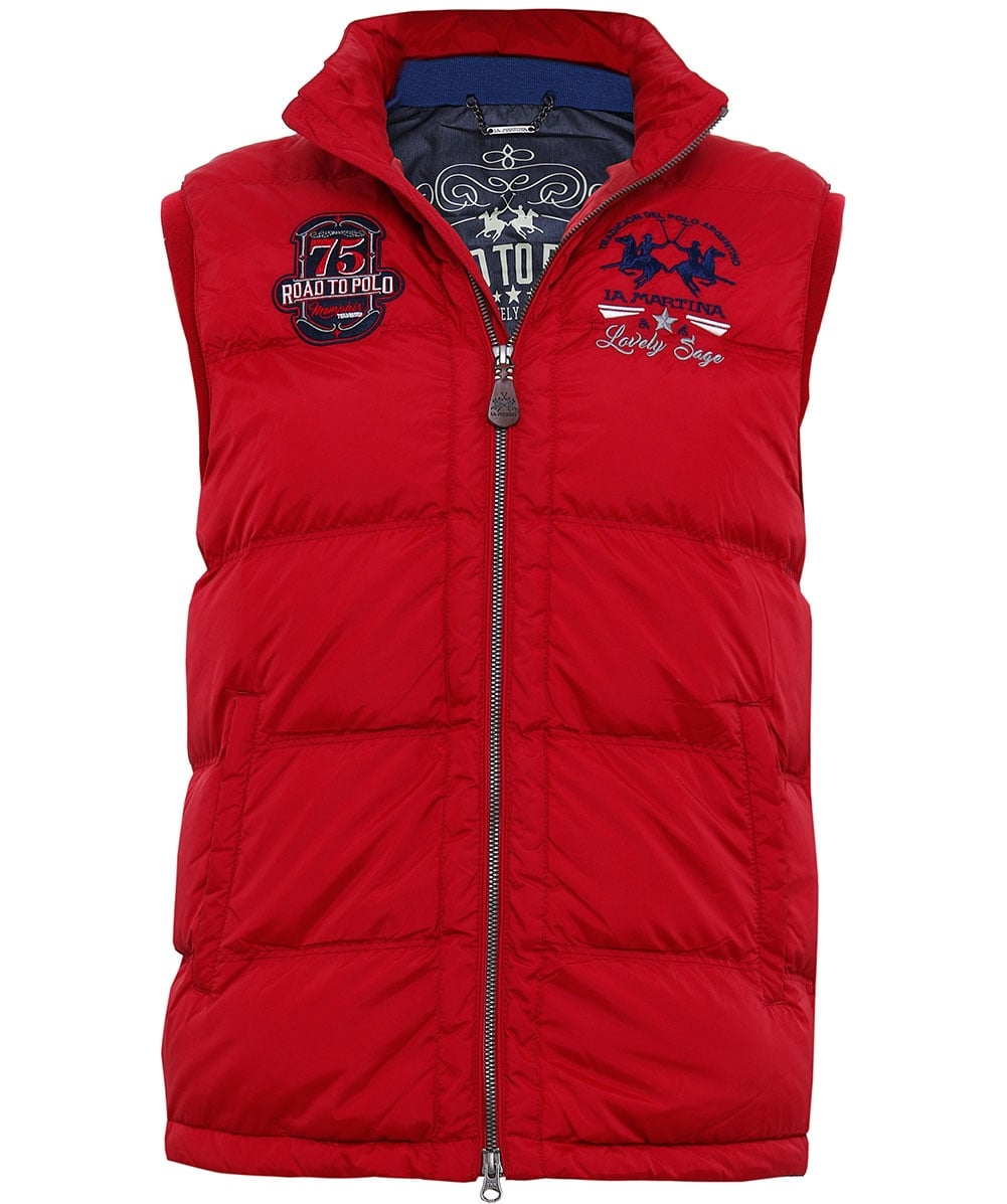 b68a0c033 Quilted Down Gilet
