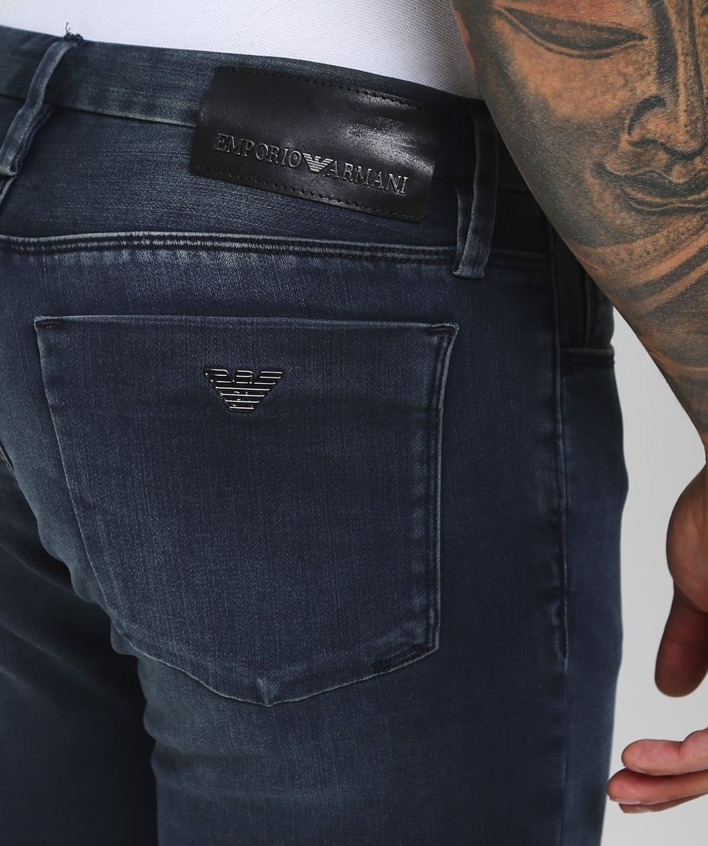 coupon code new product undefeated x Armani J11 Skinny Fit Jeans