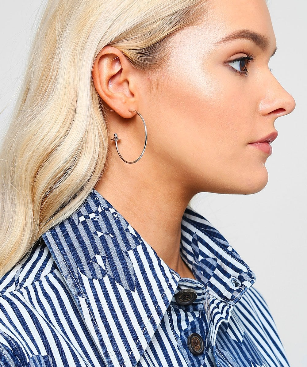f3c85a6fc74f6 Vivienne Westwood Accessories Rosemary Earrings