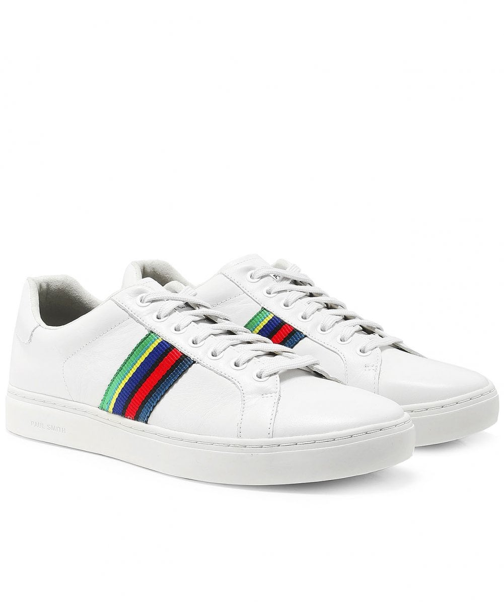 7f33902e9b PS by Paul Smith Leather Lapin Trainers