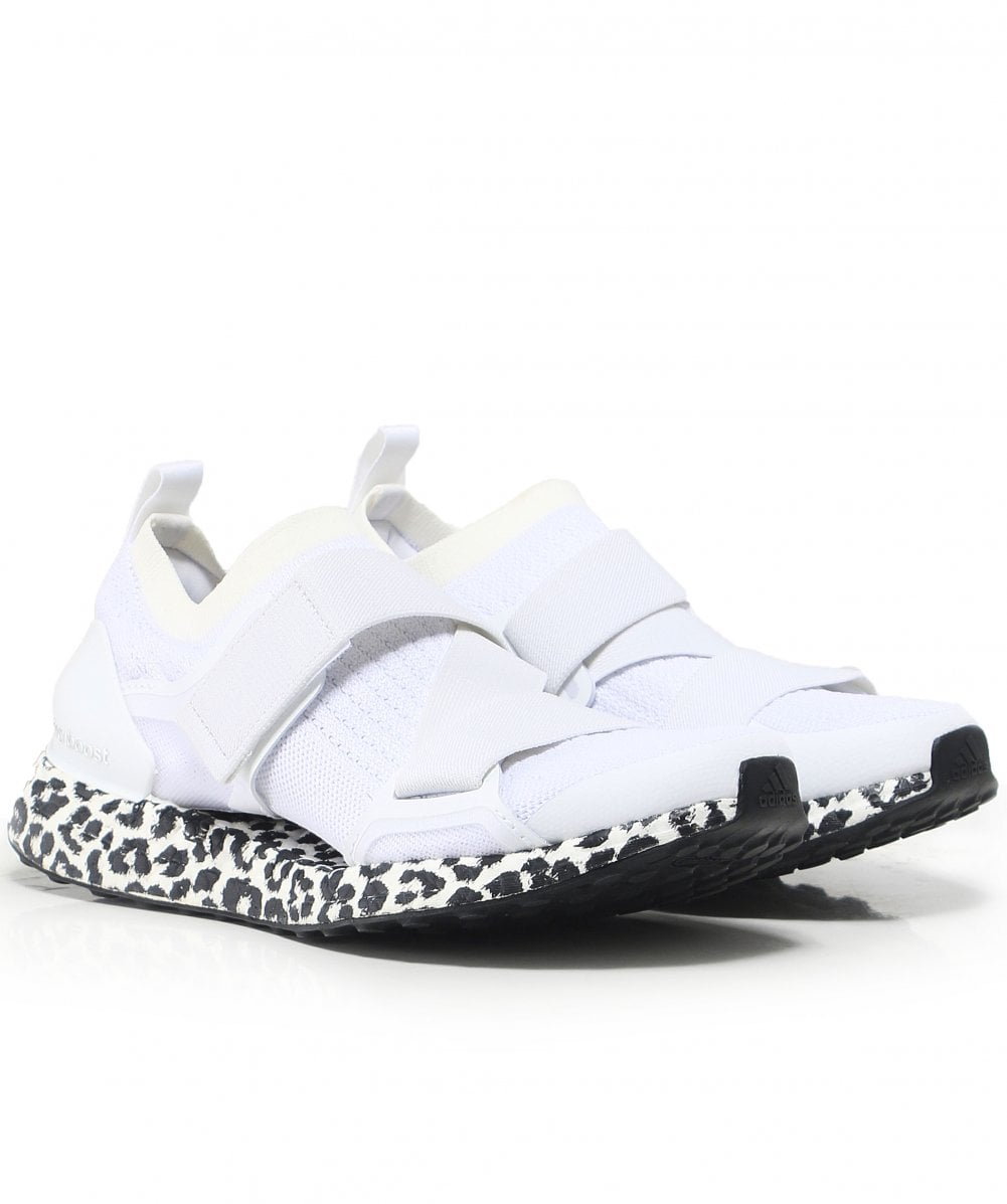 612566e5d5f13 Adidas by Stella McCartney White Ultraboost X Trainers