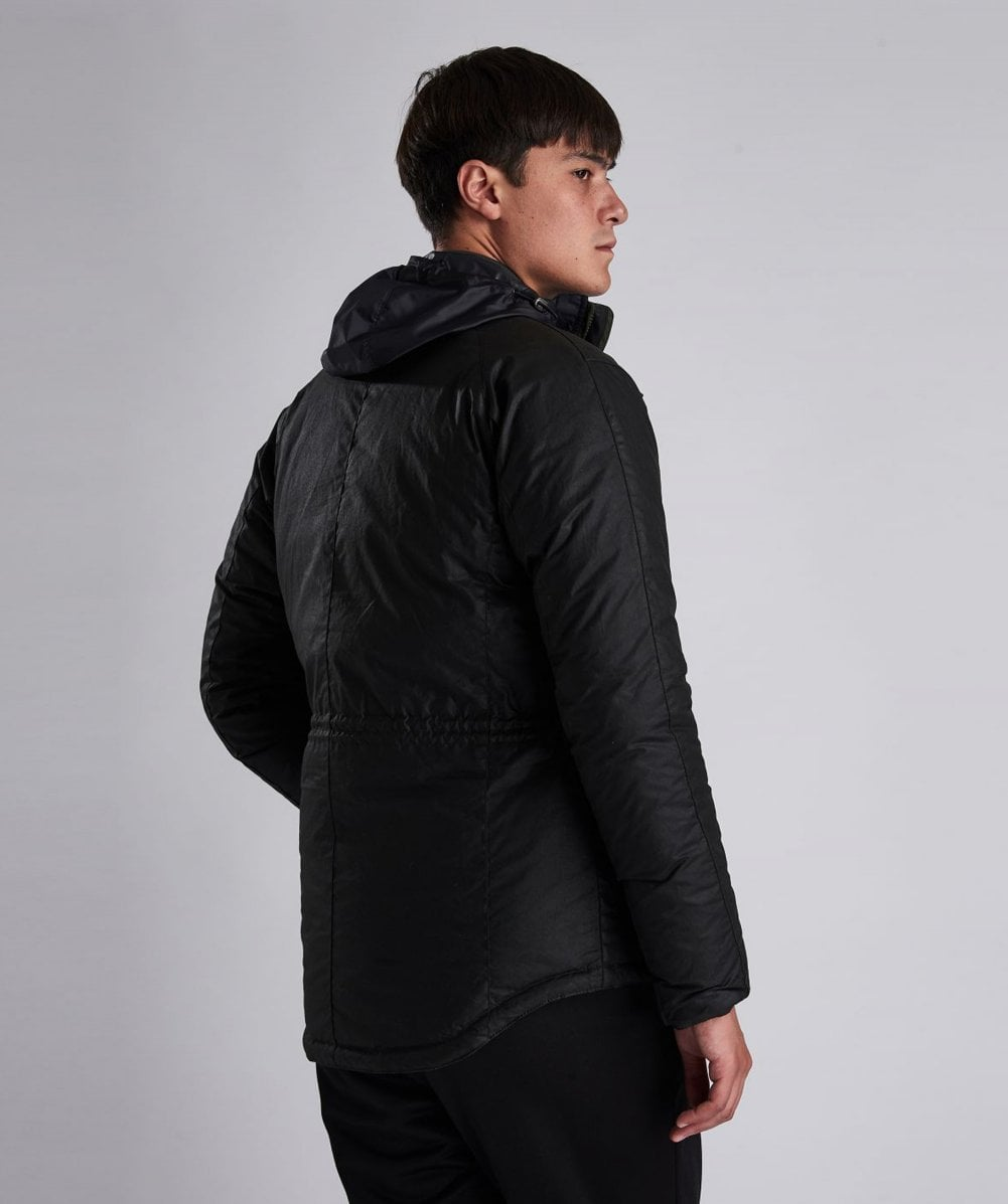c06e43bf14 Barbour International Waxed Lever Jacket | Jules B