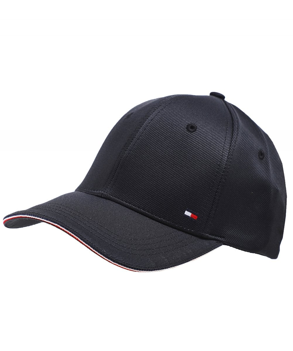 Tommy Hilfiger Elevated Logo Cap  10aac278ce1
