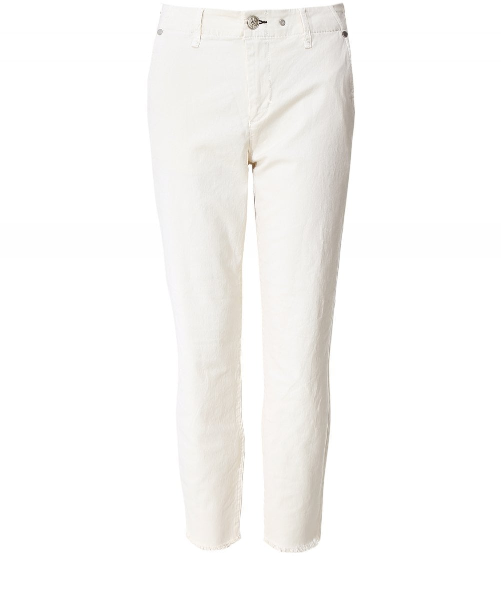 clearance sale favorable price great discount sale Buckley Frayed Hem Chinos