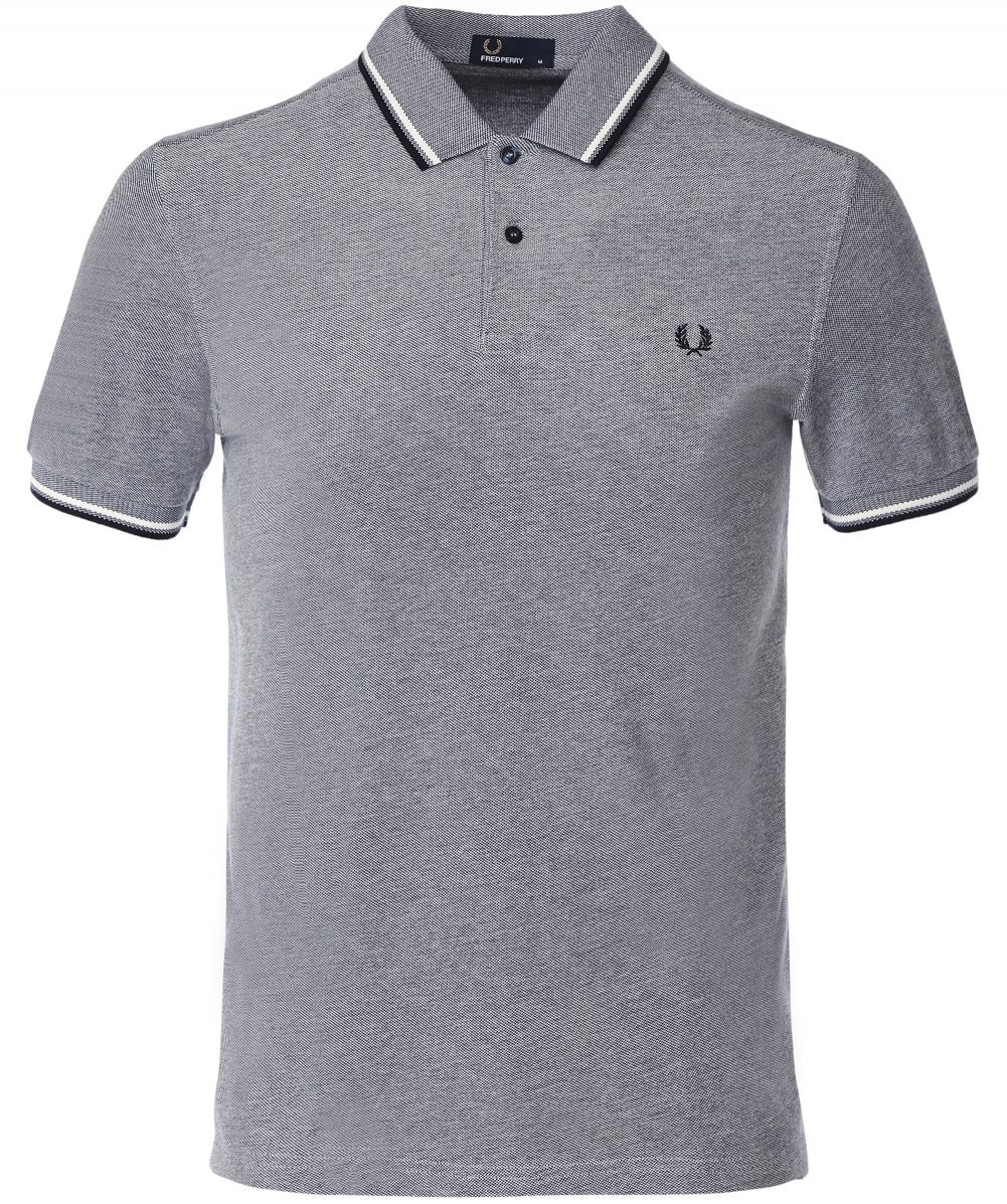823ab6531 Fred Perry Twin Tipped Polo Shirt M3600 H33