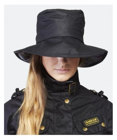 Women s Barbour Wax Sports Hat available at Jules B 99f36f5347d